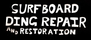 Surfboard Ding Repair: 400-4316